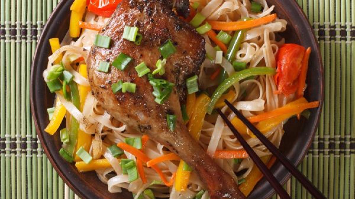 4 niesamowite dania prosto z Pekinu