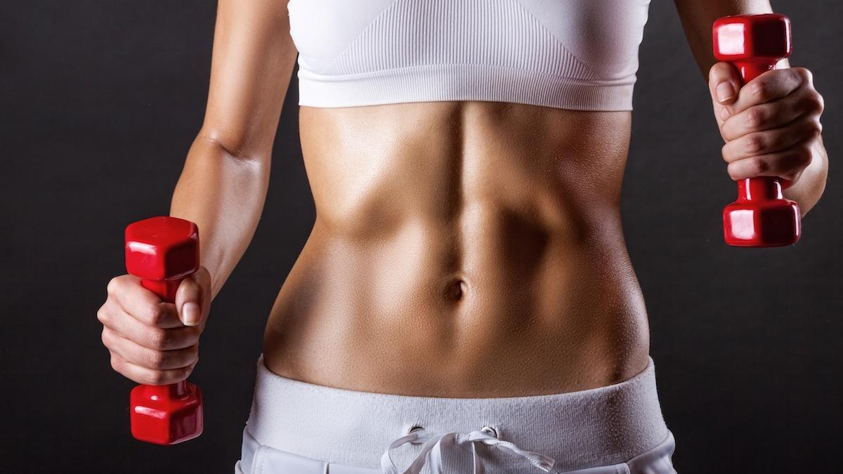 5 najlepszych ćwiczeń na dolne partie brzucha. Dają spektakularne efekty!