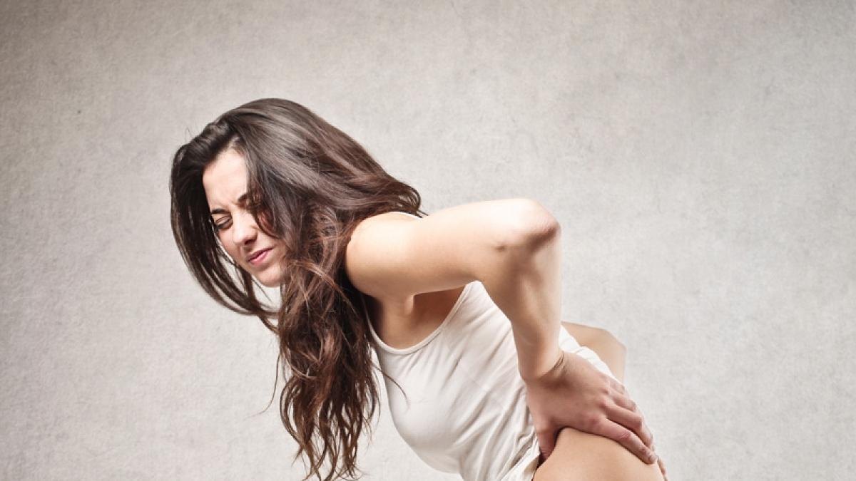 6 sposobów na ból krzyża