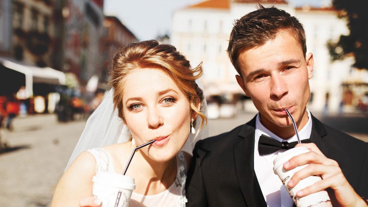 9 najpopularniejszych przesądów ślubnych