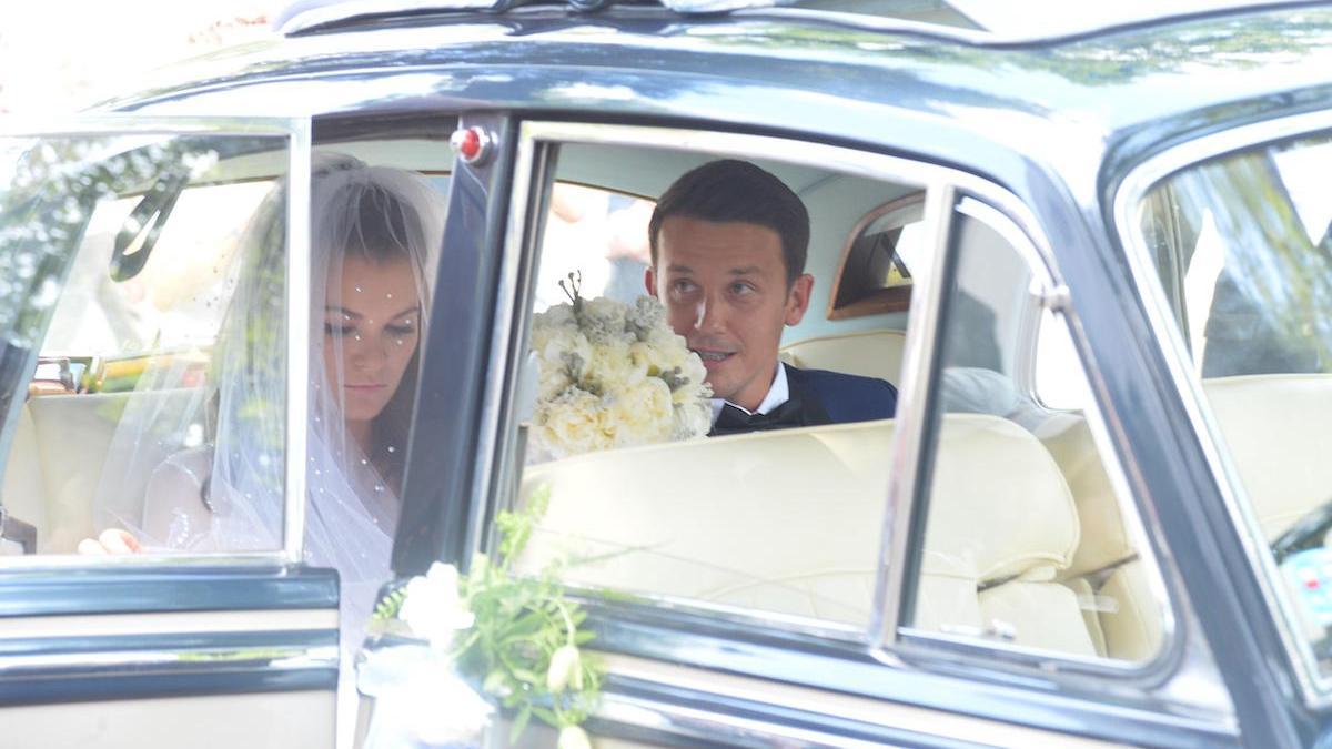 Agnieszka Radwańska wyszła za mąż! Poznajcie szczegóły jej ślubu z Dawidem Celtem. Mamy zdjęcia młodej pary!