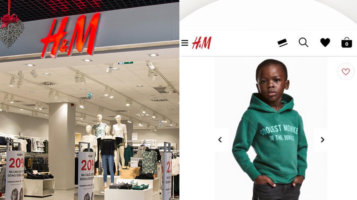 """Bluza """"Najfajniejsza małpa w dżungli"""" na czarnoskórym chłopcu przejawem rasizmu? Jest odpowiedź sieciówki"""