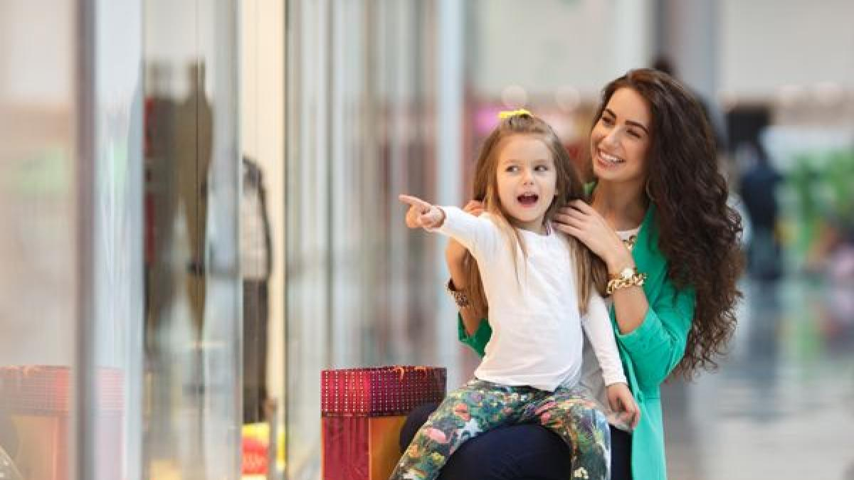 Co zrobić, by dziecko nie marudziło na zakupach?