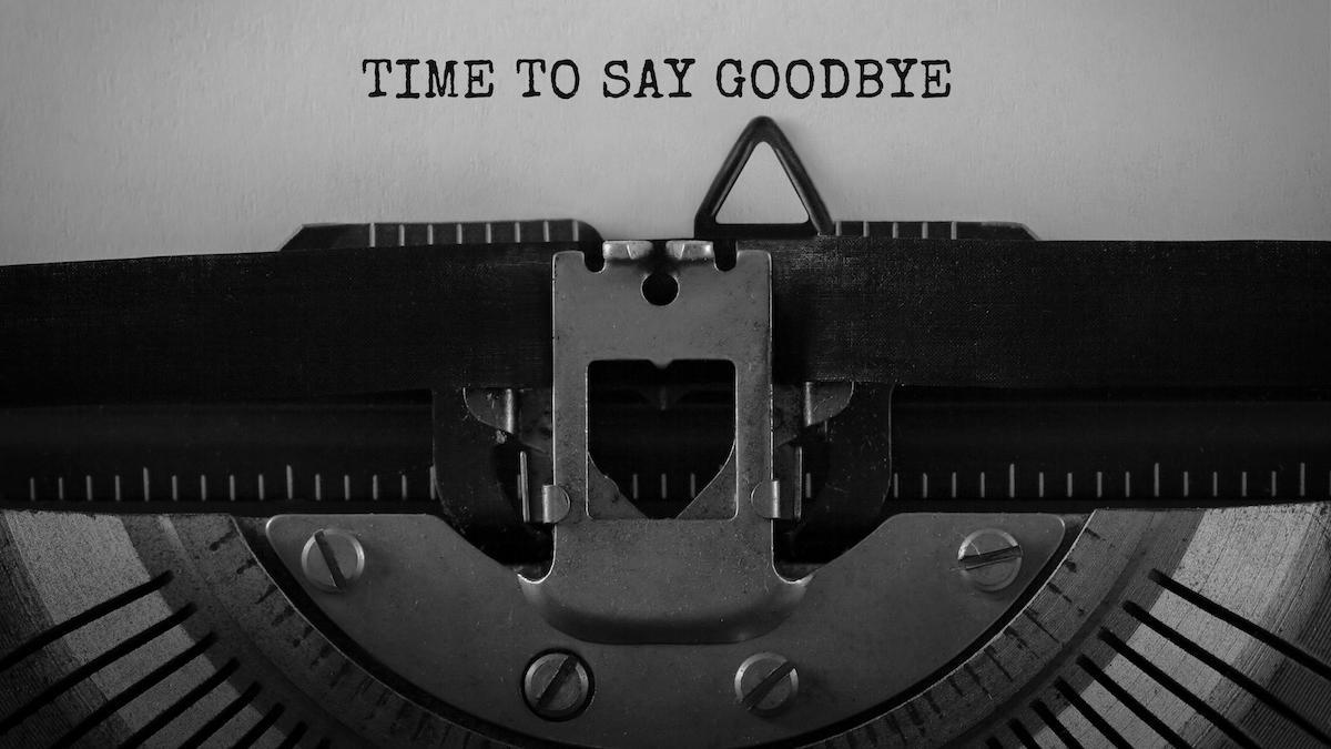 Filip Chajzer o trudnych pożegnaniach