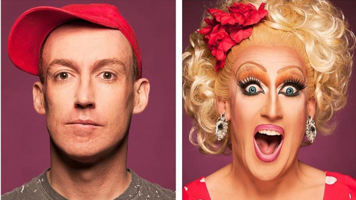 Jak drag queens wyglądają na co dzień, bez makijażu i przebrania? Zdziwicie się!
