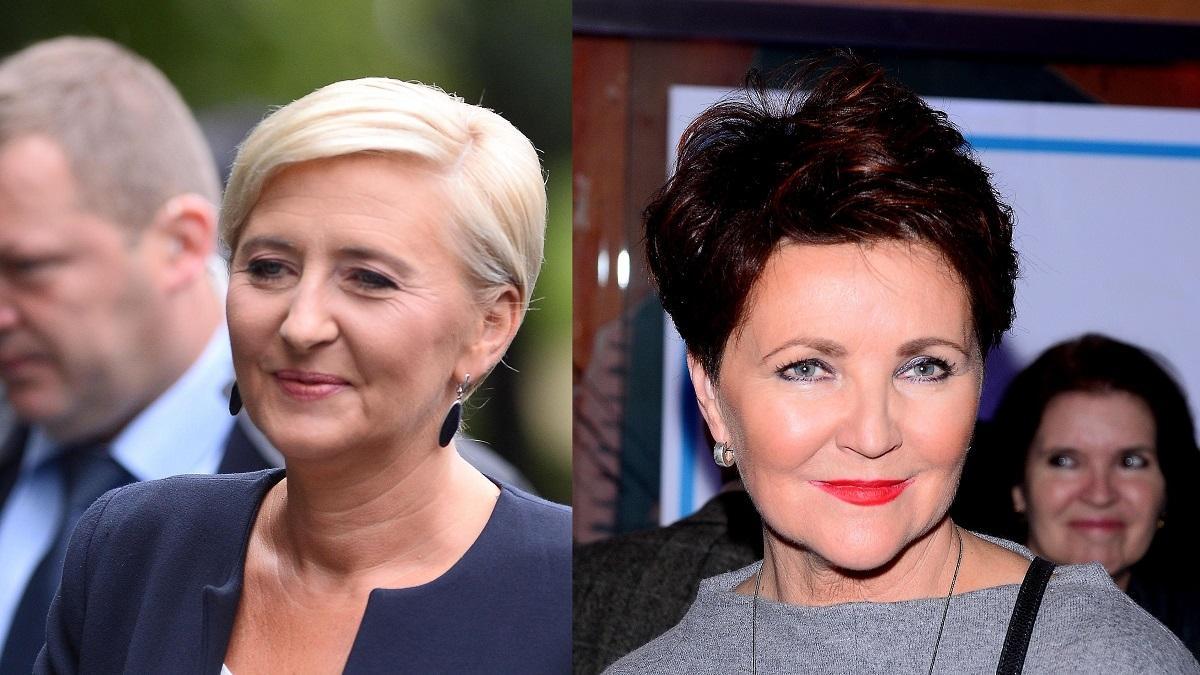 Jolanta Kwaśniewska ma radę dla Agaty Dudy. Co powiedziała?