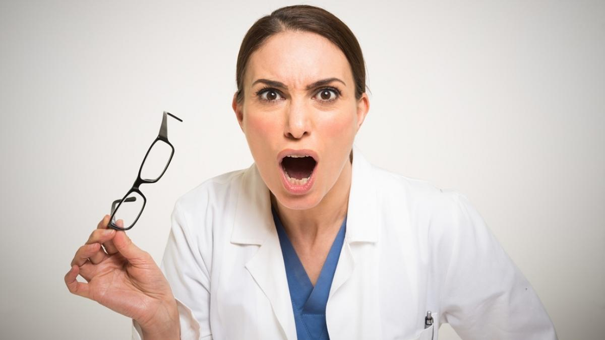 """Lekarka do pacjentki: """"Trzeba się było nie badać, lepiej nie wiedzieć, że jest się chorym"""""""