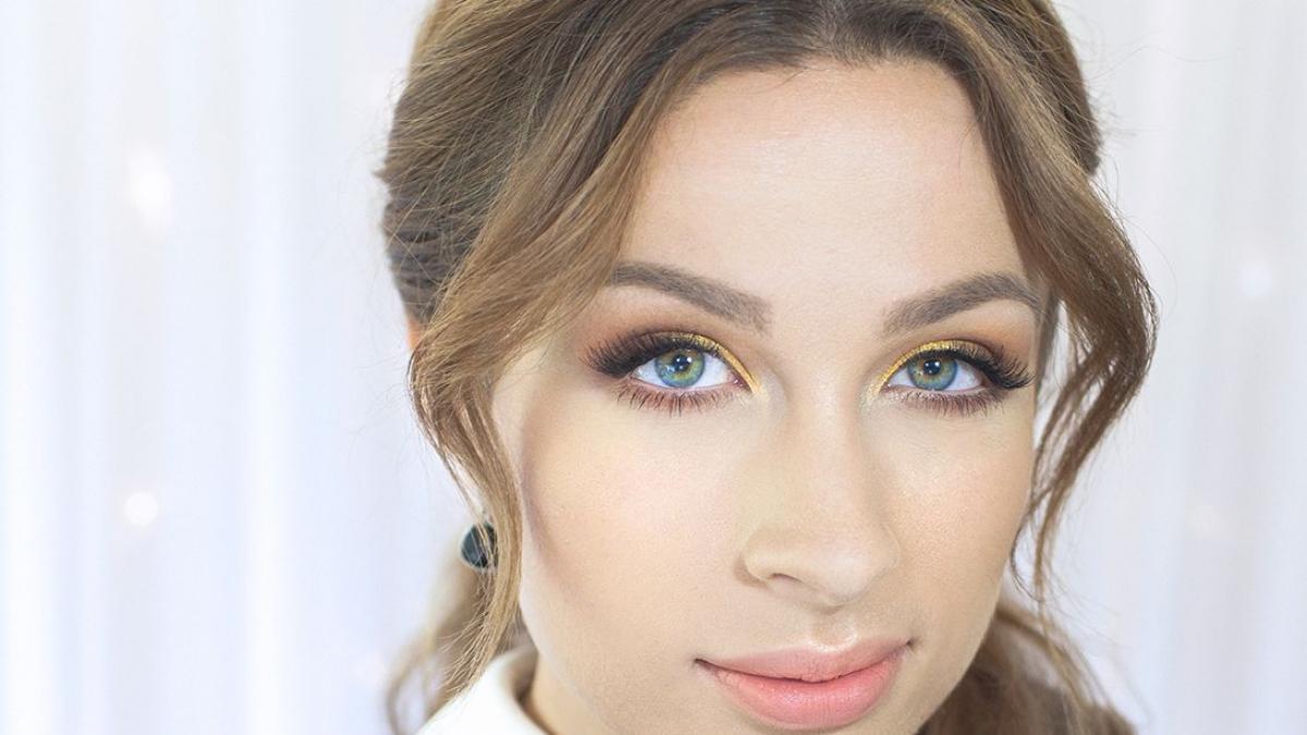 Makijaż Dla Niebieskich Oczu Krok Po Kroku Według Katosu Polkipl