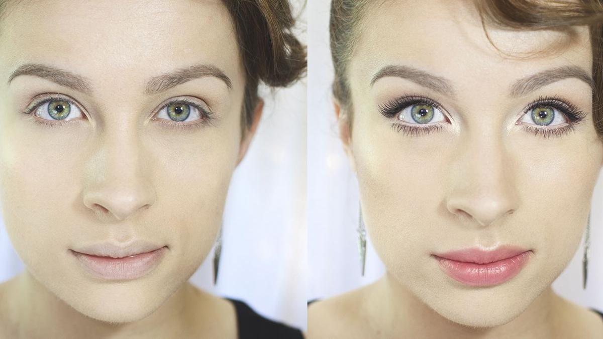 Makijaż Dla Zielonych Oczu Krok Po Kroku Według Katosu Polkipl