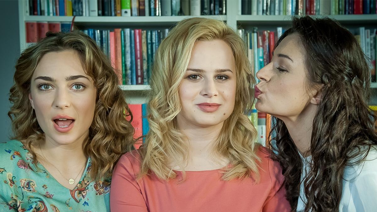 Mamy to! Nowy odcinek serialu Dziewczyny 3.0! Dzisiaj bardziej na serio niż zwykle...