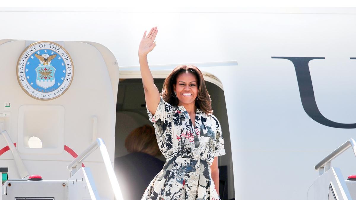 Michelle Obama - historia randek