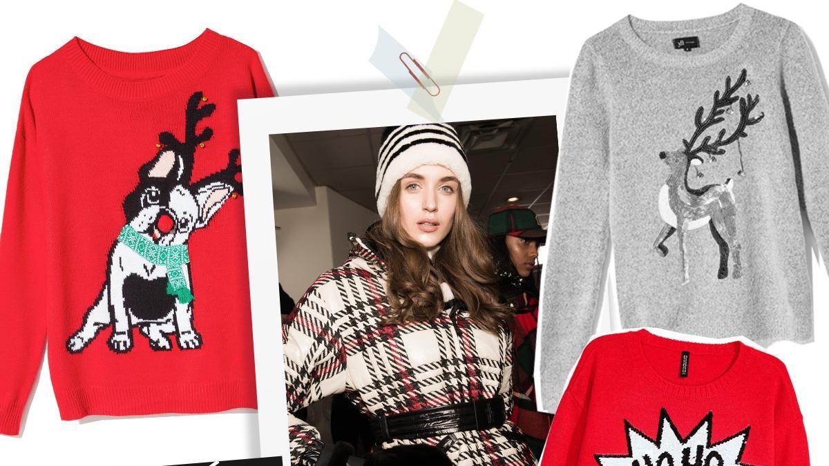 Nie wyobrażamy sobie bez nich Bożego Narodzenia! Mamy dla was 13 świątecznych swetrów z aktualnych kolekcji