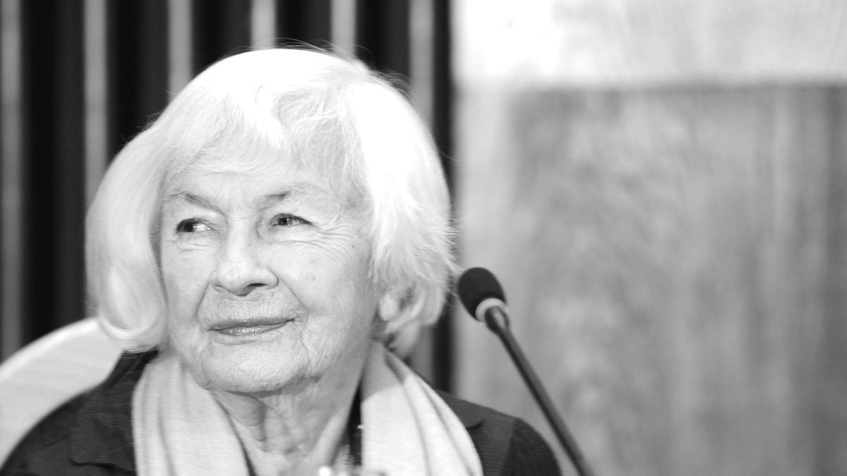 Nie żyje Danuta Szaflarska. Wybitna aktorka, łączniczka Powstania Warszawskiego. Zmarła w wieku 102 lat