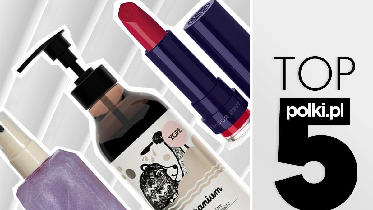 Oto nasze kosmetyczne hity! Zobacz TOP 5 na lipiec, który wybrała redaktor działu Uroda