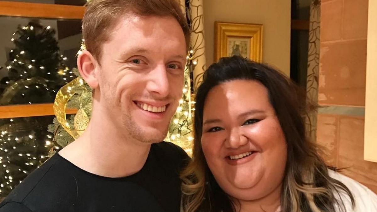 Piękny i bestia? Blogerka z nadwagą walczy z hejtem, bo inni uważają, że ma… zbyt przystojnego męża