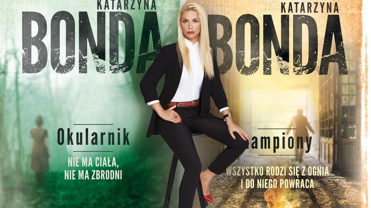 """Po skończeniu """"Lampionów"""" spałam 23 godziny bez przerwy! Polska królowa kryminału twierdzi, że jest... typową Polką. Serio?"""