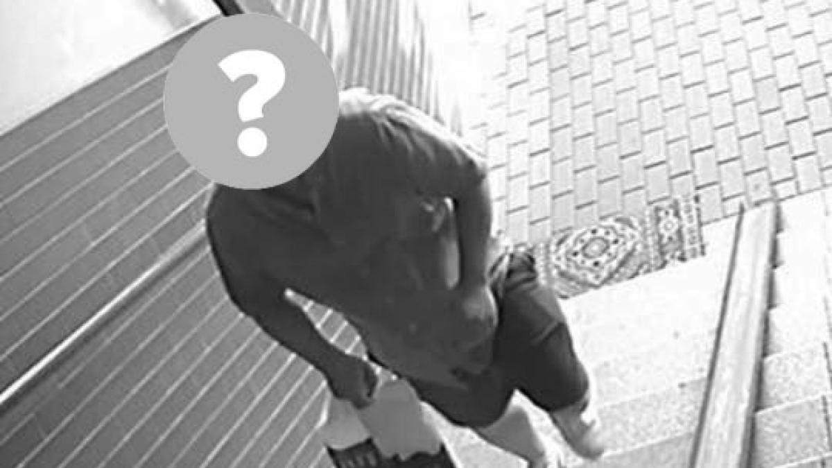 Policja poszukuje mężczyzny, który molestował w windzie dziewczynkę! Rozpoznajesz go?