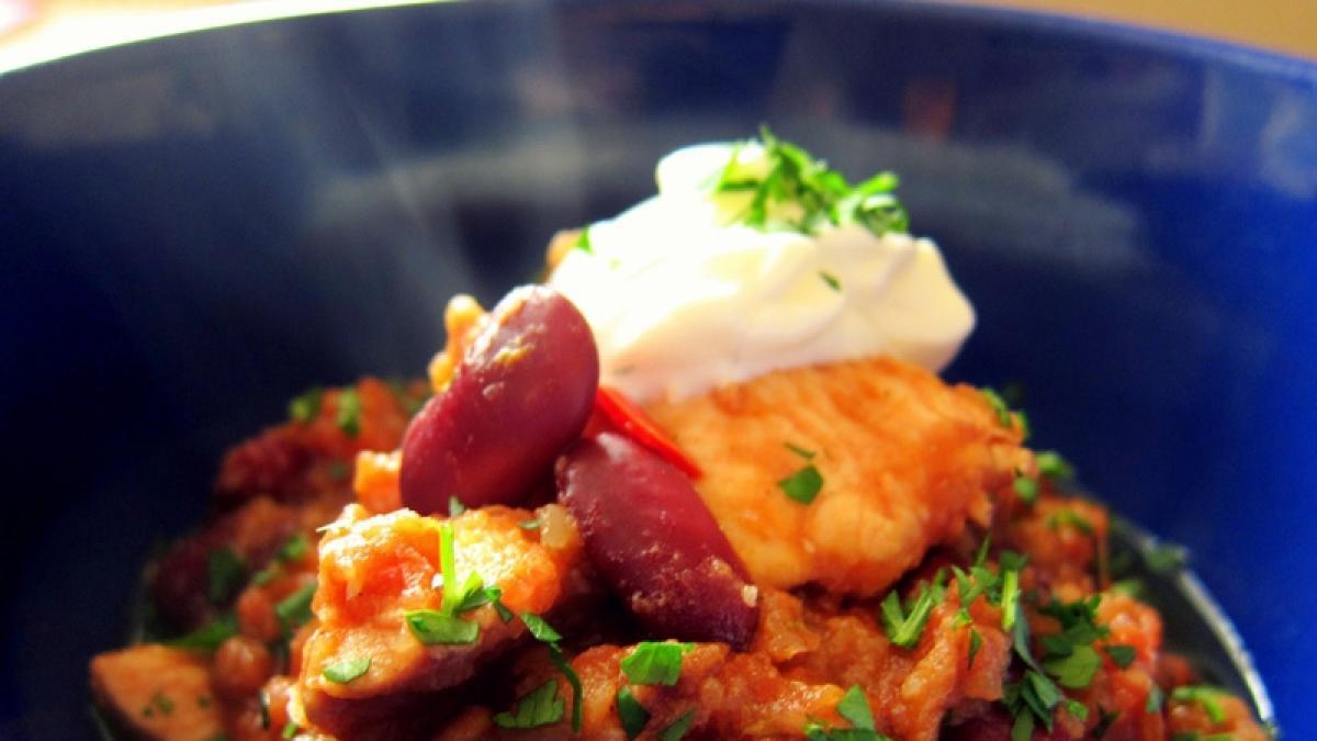 Pomidorowe Curry Z Fasola I Soczewica Kasia Gotuje Z Polki Pl