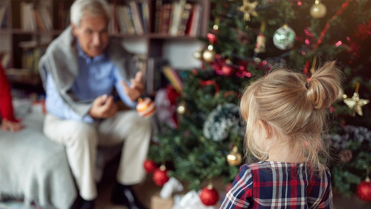 Staruszek przed śmiercią zadał o prezenty dla dziecka na kolejne lata