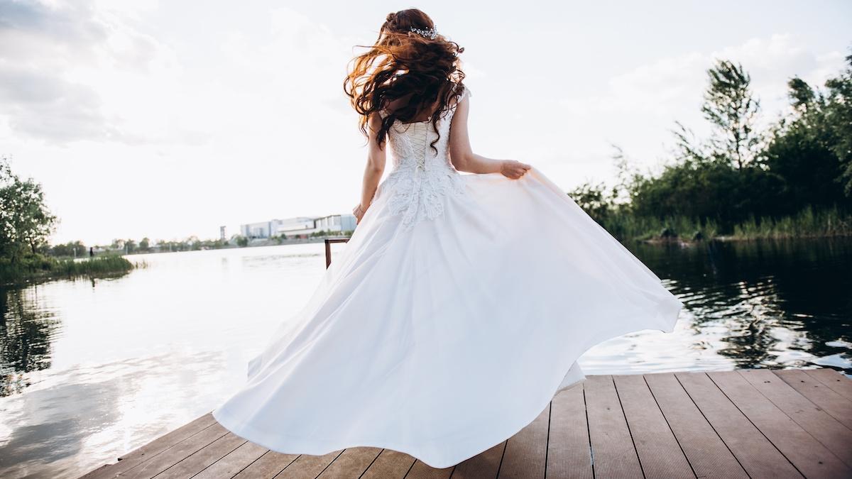 Przeklęta suknia ślubna. Ta historia mrozi krew w żyłach!