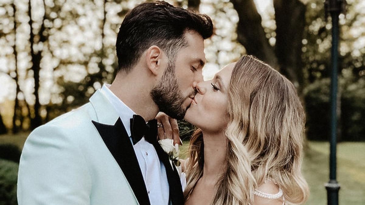 Rafał Maślak i Kamila Nicpoń wzięli ślub! Zobaczcie piękne zdjęcia pary młodej