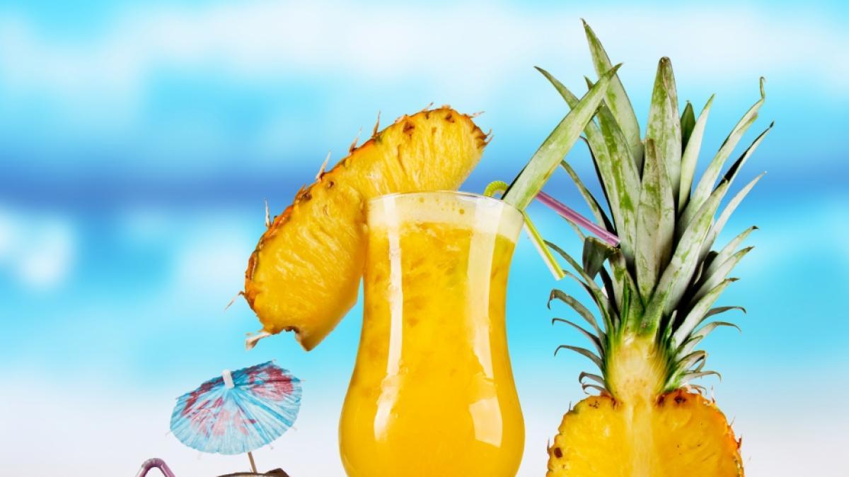 Sezon na ananasy