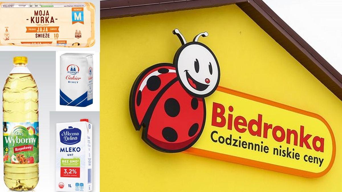 Szalona promocja w Biedronce – czekają rabaty nawet do 50 procent