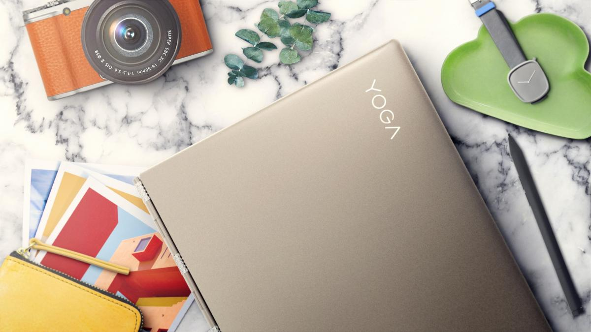 Weź udział w konkursie i wygraj laptop Lenovo Yoga 920 o wartości 5 999 zł!