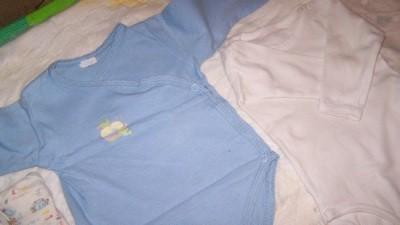 2 body i bluzeczka na 2-4 m-ce