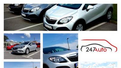 247auto wypożyczalnia samochodów Kraków