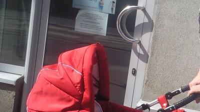 3-funkcyjny wózek +mata edu+wanienka+ubranka+zabawki dla niemowlaka