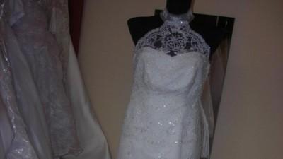 42-44 rozmiar!!! suknia ślubna