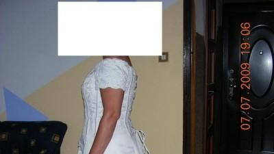 42 SINCERITY BRIDAL jak nowa po czyszczeniu mogę wystawić Fakturę VAT