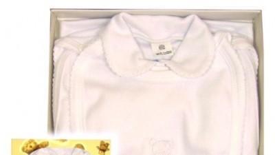 5 elementowa wyprawka niemowlęca, biała roz.62