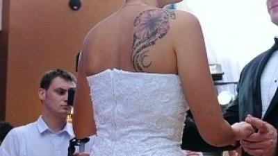 500zł Suknia ślubna jak nowa koraliki Swarovski
