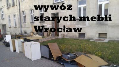 607-698-310 wywóz wersalek,meblościanek,starych mebli,Wrocław,cena