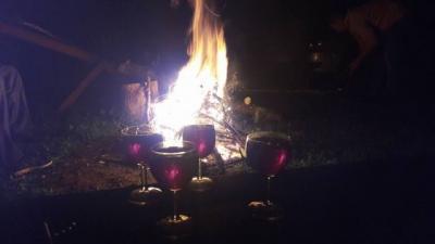 668265252 Wynajem miejsca na grill, ognisko, kawalerskie , panieńskie - Swojska Chata Ostrołęka - Przytuły Stare