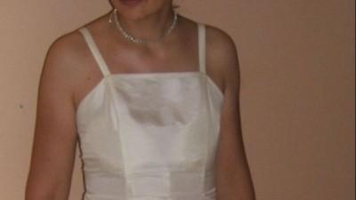 Absolutna okazja! Śliczna suknia ślubna!