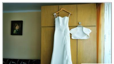 Absolutnie piękna suknia