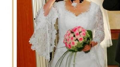 Ach jaka piękna suknia ślubna