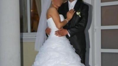 AGORA Suknia Ślubna z kolekcji 2011