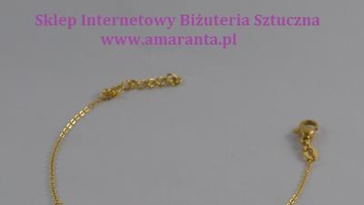 Amaranta Sklep Internetowy  Sztuczna Bizuteria Celebrytki Warszawa