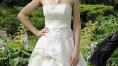 Angel- Przepiękna suknia ślubna