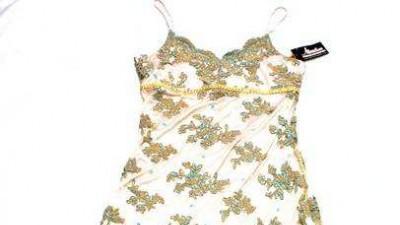 Attraction Paris suknia wieczorowa gwiazd 44-46