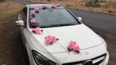 Auto do ślubu Mercedes Szczecin i okolice
