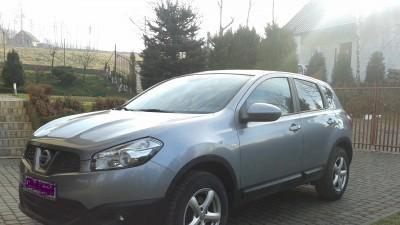 Auto do Ślubu Nissan Qashqai Kraków Skawina