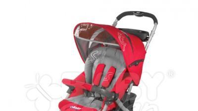 Baby Design Sprint - Spacerowy