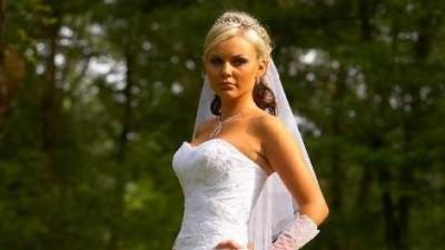 Bajeczna suknia lubna plus dodatki gratis!!!