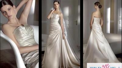 Bajeczna suknia PRONOVIAS HAITI z salonu Madonna