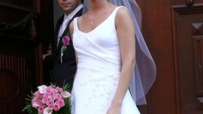 Bajkowa suknia slubna
